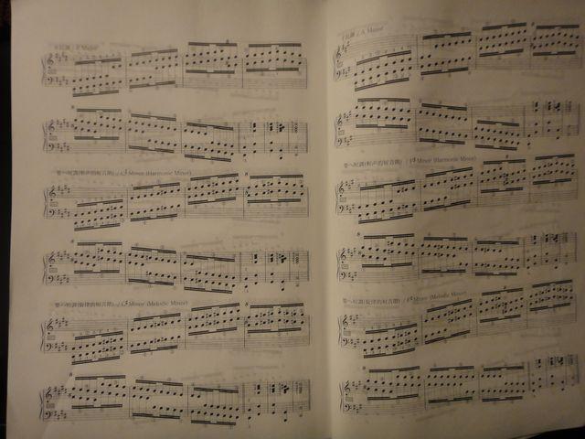 楽譜 その2