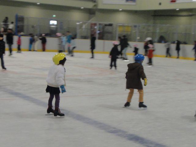 アイススケート その1