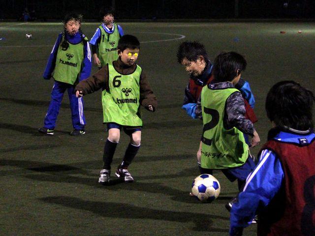 サッカー その1