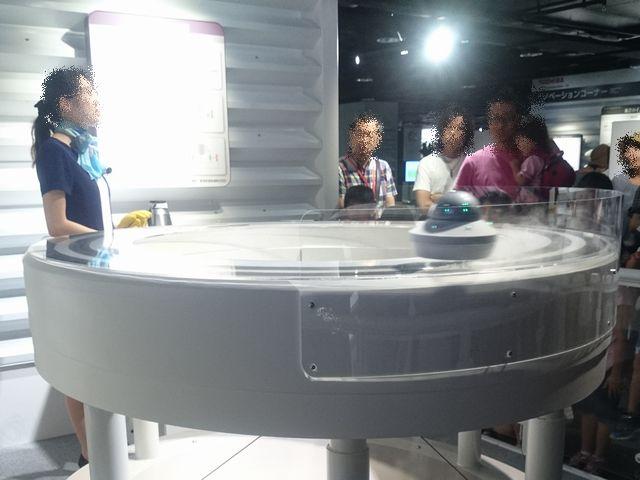 東芝未来科学館 その3