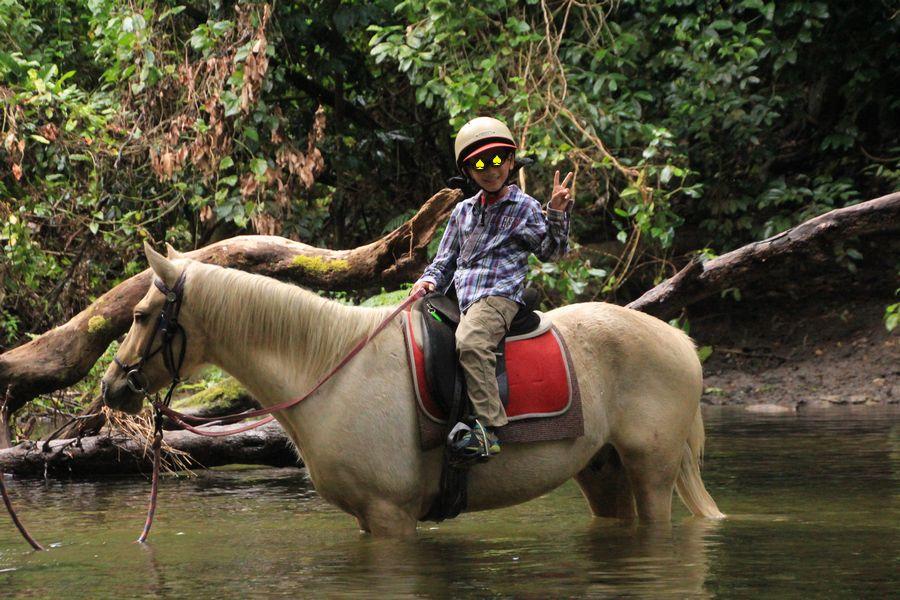 乗馬ツアー その2