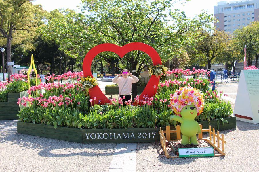 横浜公園 その3