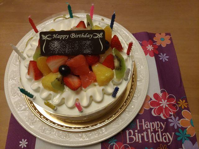 ケーキ その1