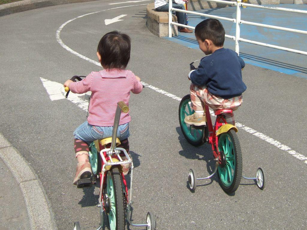 自転車 その1