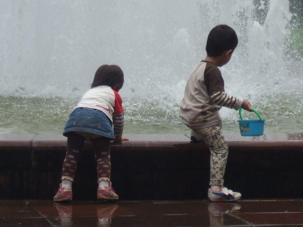 噴水 その2