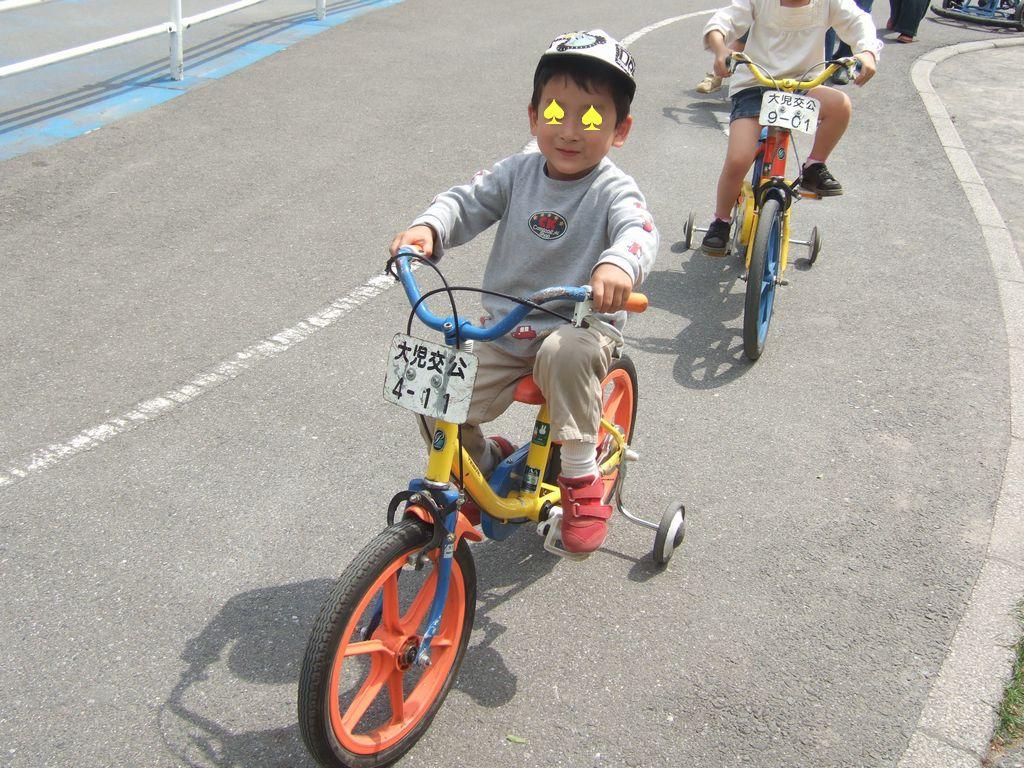 《とり》自転車
