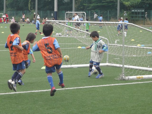 サッカー教室 その2