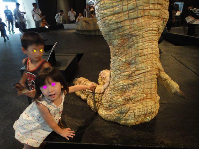 福井県立恐竜博物館 その3
