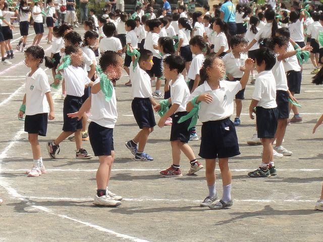 全校ダンス