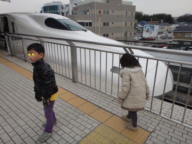 新幹線 その1