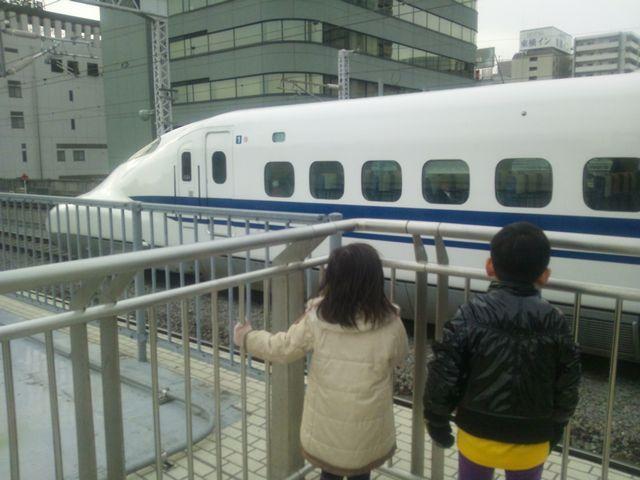 新幹線 その2