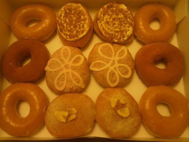 クリスピークリームドーナツ