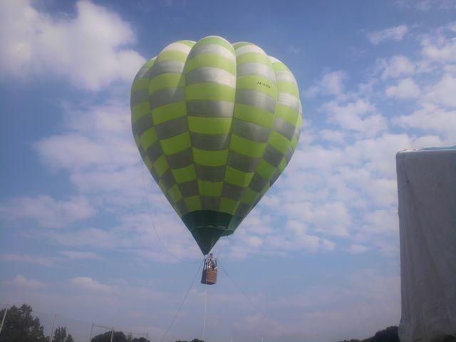 気球 その1