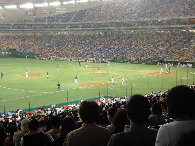 東京ドーム その1