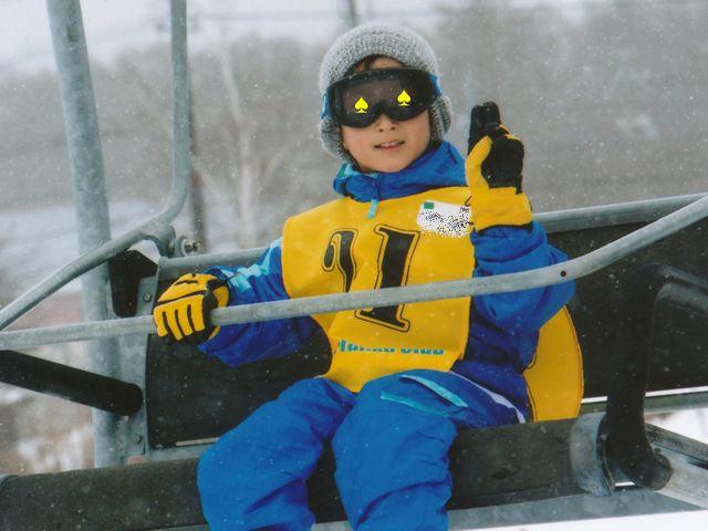 スキー合宿 その1