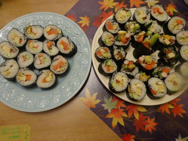巻き寿司 その2