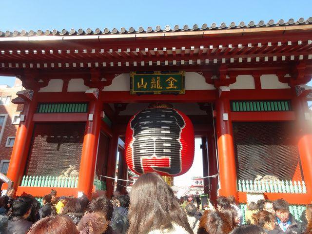 浅草寺 その1