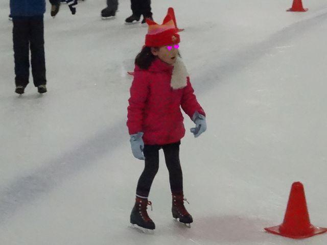 アイススケート その2