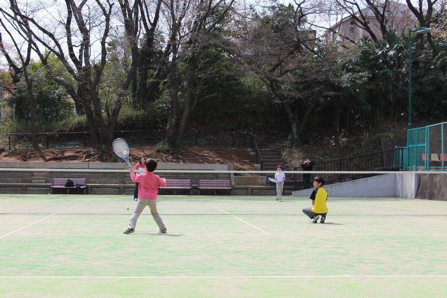 テニス その2