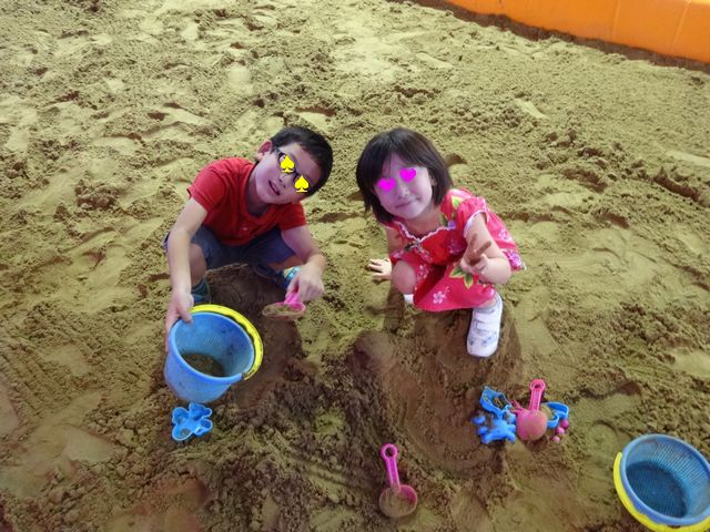 ヨコハマ砂の彫刻展 その7