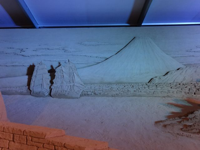 ヨコハマ砂の彫刻展 その6