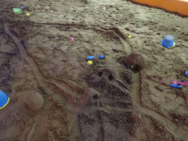 ヨコハマ砂の彫刻展 その8