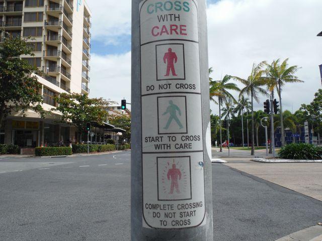 横断歩道 その2