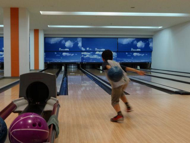 ボーリング その1