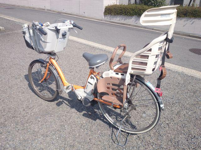 電動自転車 その1