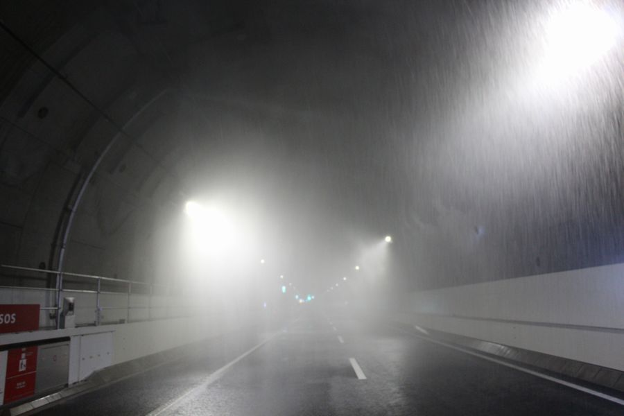山手トンネルウォーク その3