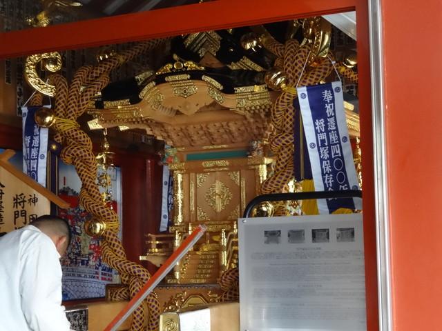 将門の神輿