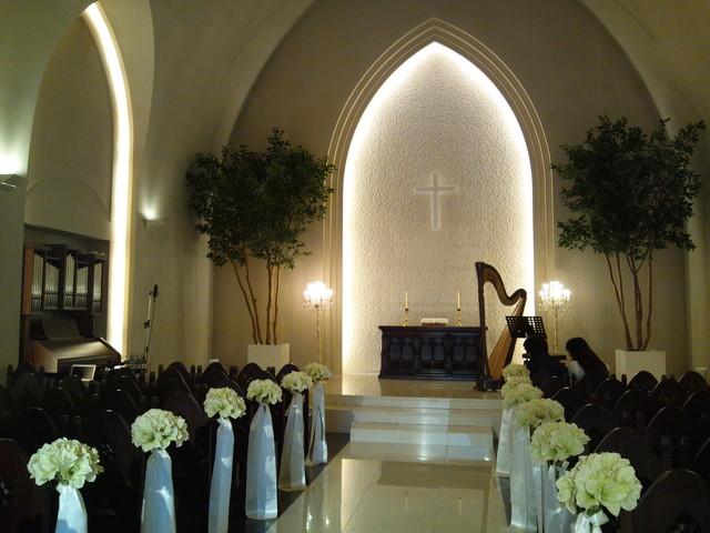 結婚式場 その1