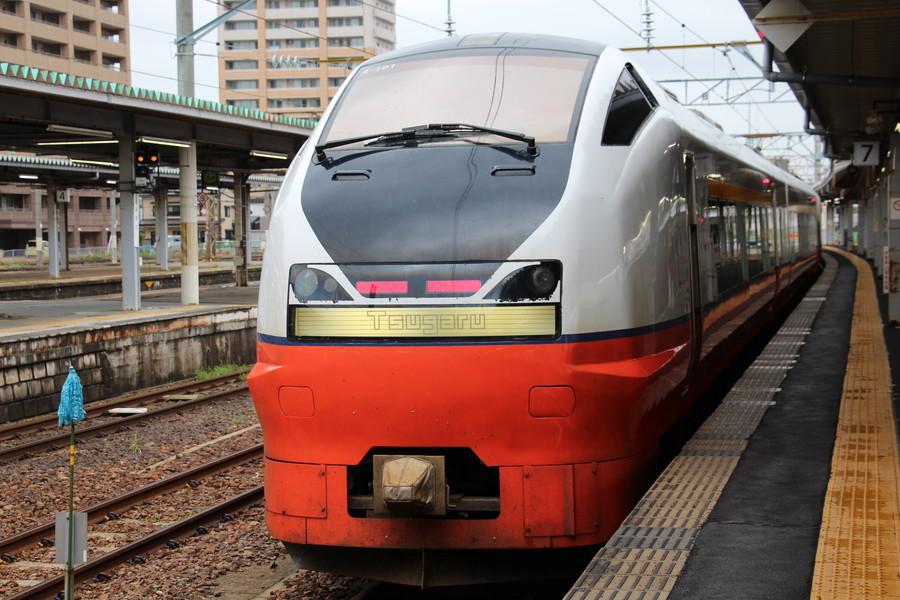 秋田駅 その3