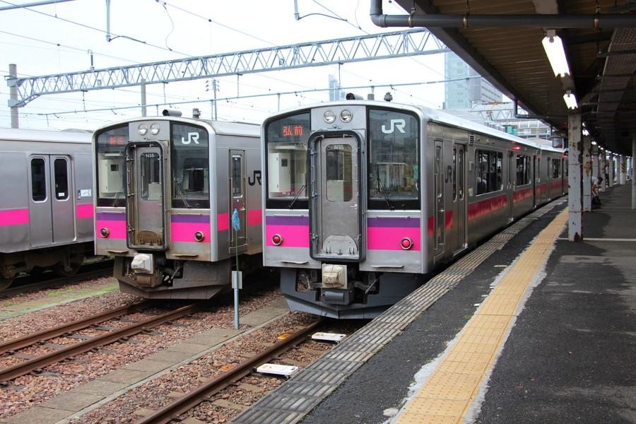 秋田駅 その4