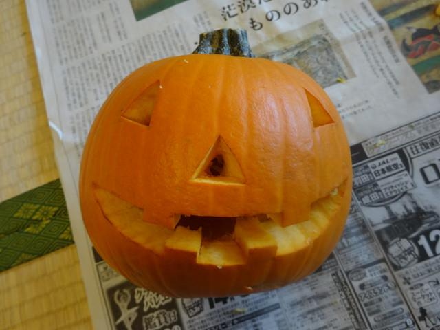 ハロウィンかぼちゃ その4