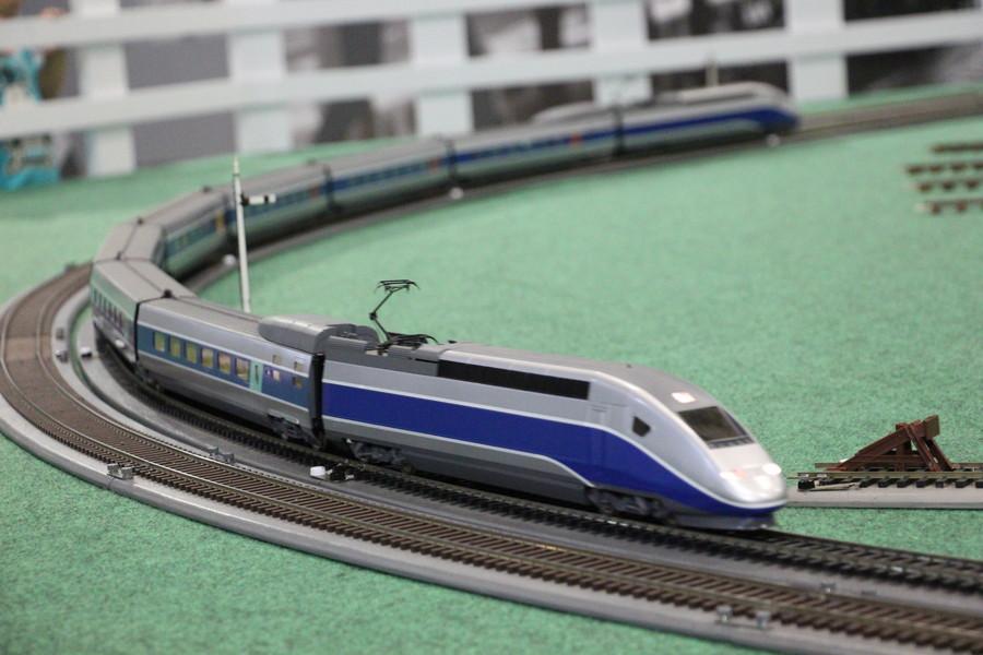 世界鉄道博 その1