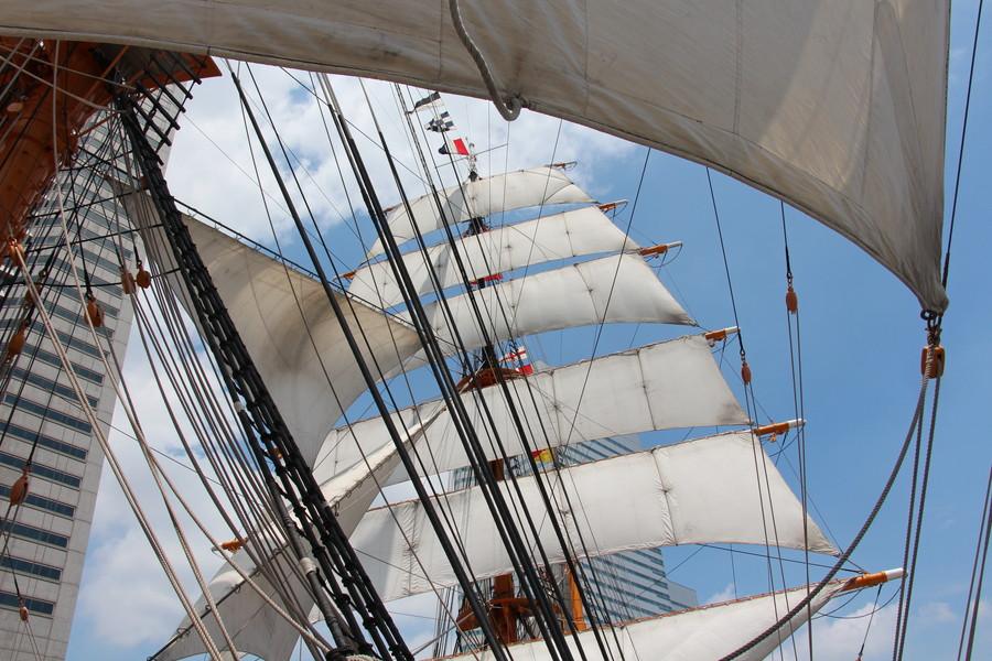 帆船日本丸 その2