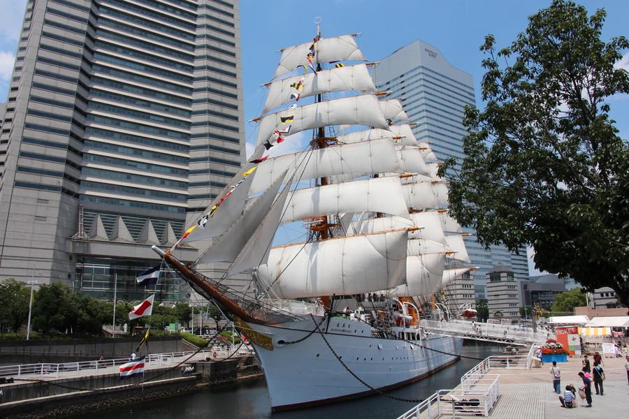 帆船日本丸 その1