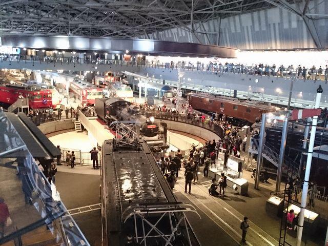 鉄道博物館 その1