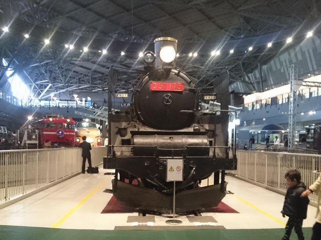 鉄道博物館 その2