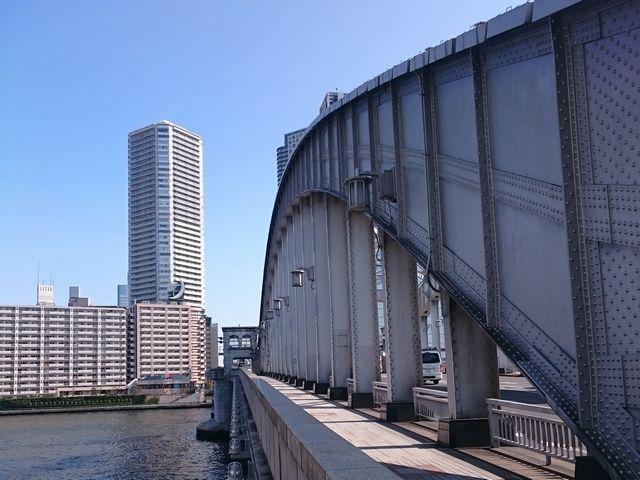 勝どき橋 その1