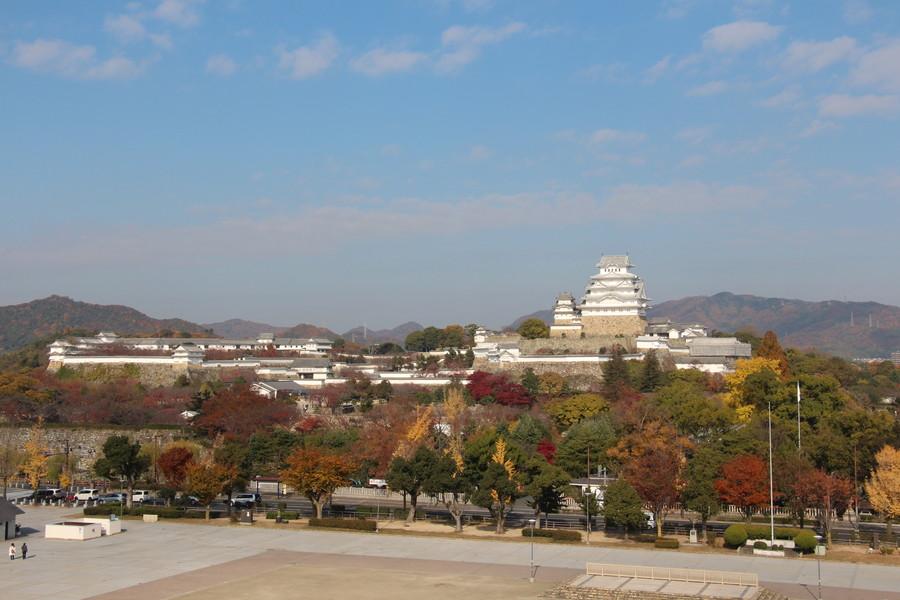 姫路城 その1
