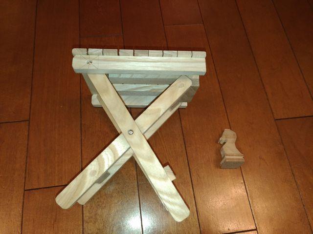折りたたみ椅子 その1