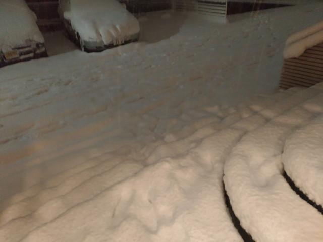 大雪 その3