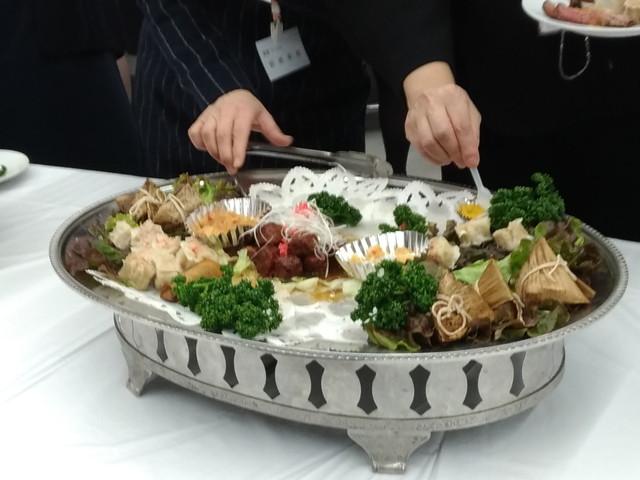 立食パーティー その3