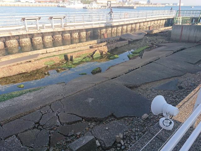 神戸港震災メモリアルパーク その1