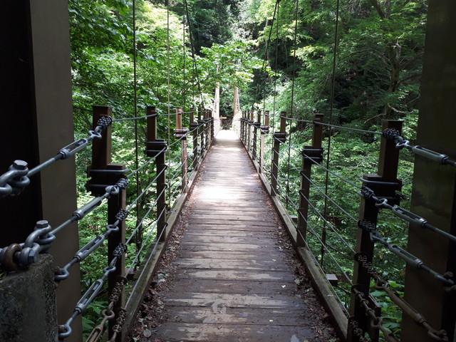 吊り橋 その1
