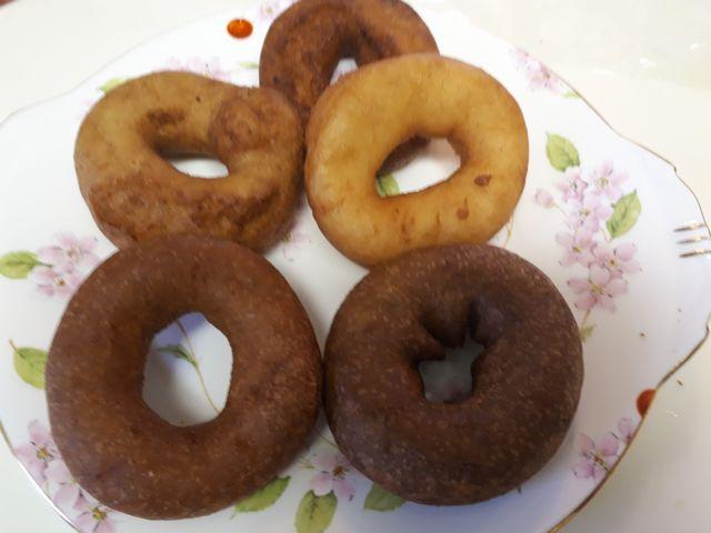 ドーナツ5種類