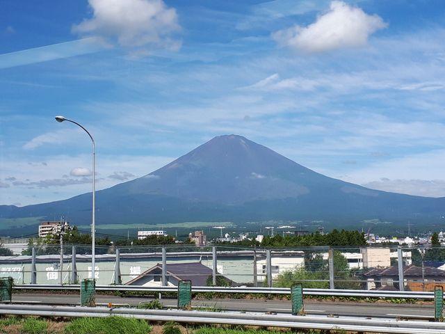 富士登山 その1