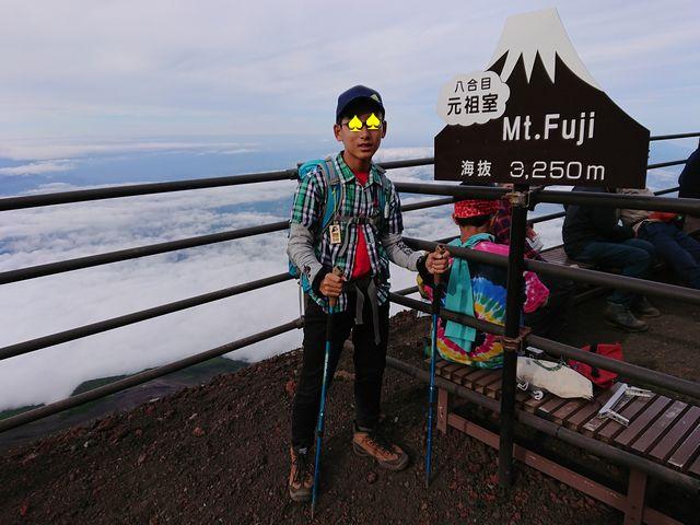富士登山 その7
